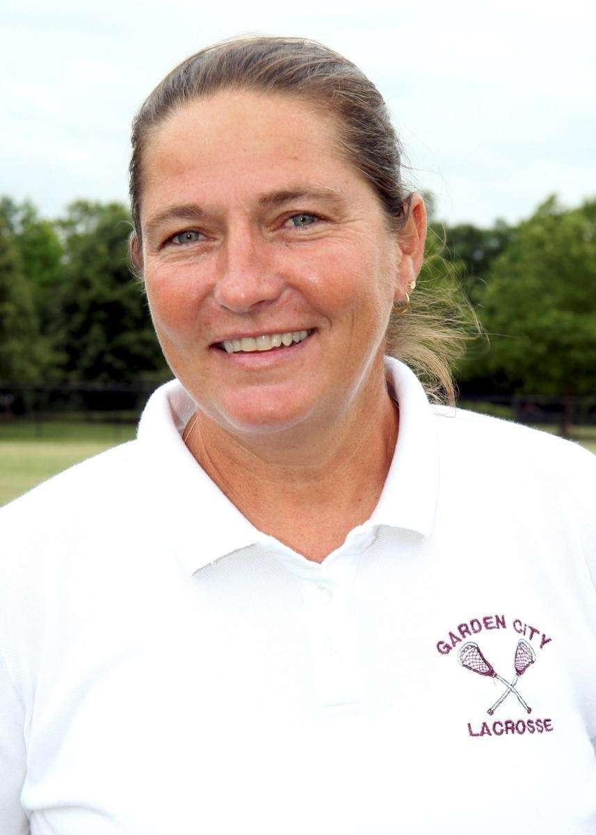 DIANE CHAPMAN Nassau Coach of the Year Garden