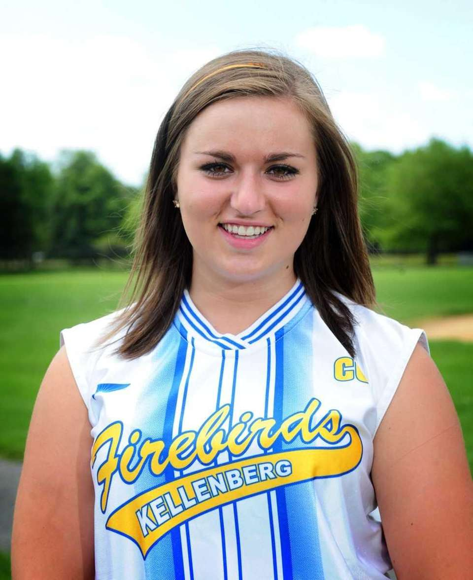 ALLIE PISCIOTTA Kellenberg, Catcher, Jr. The CHSAA Player