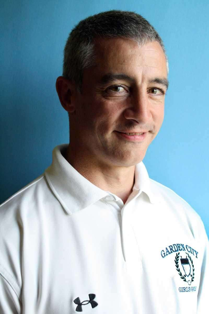 REID SCLAFANI Girls golf Coach of the Year
