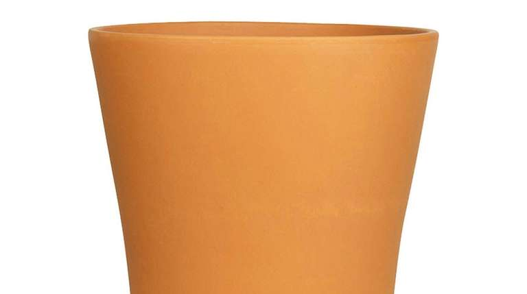 Simply perfect terra cotta is a perfect vessel
