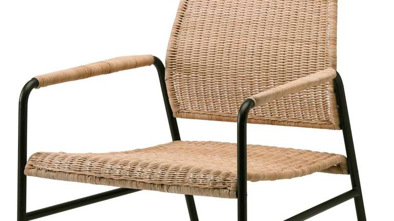 Rattan is one of the most sustainable materials