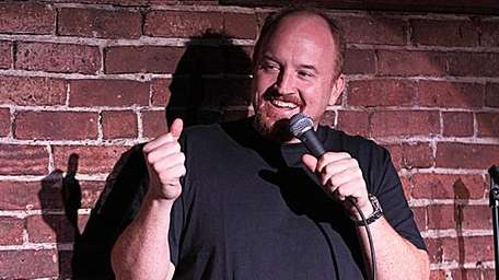 Louis C.K. is nominated for an Emmy for