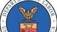 Labor Department Logo