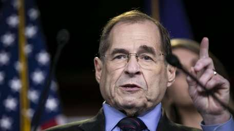Rep. Jerry Nadler (D-N.Y.), chairman of the House