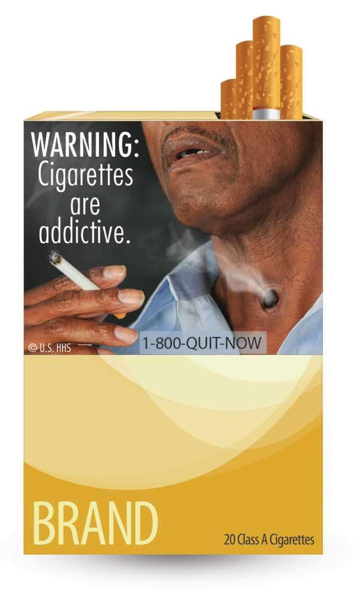 Cigarette addiction is well documented and is among