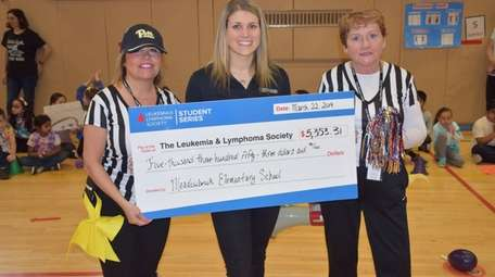 Meadowbrook Elementary School in East Meadow presented a