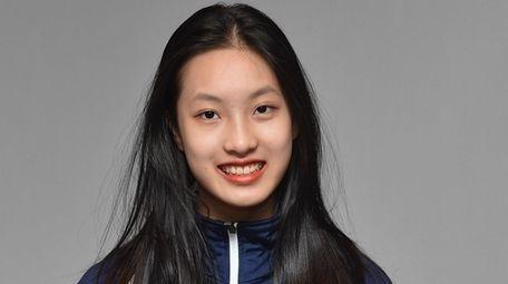 Great Neck South's Mandy Li