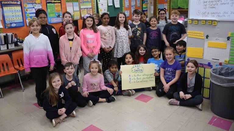 Students at Helen B. Duffield Elementary School in