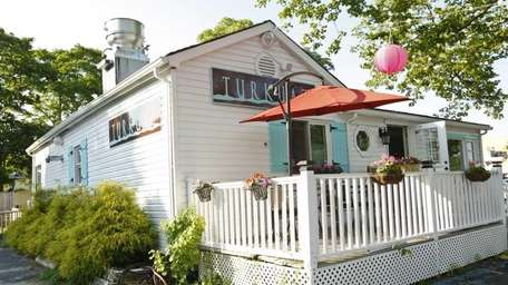 Turkuaz Grill, located in Riverhead, serves Turkish and