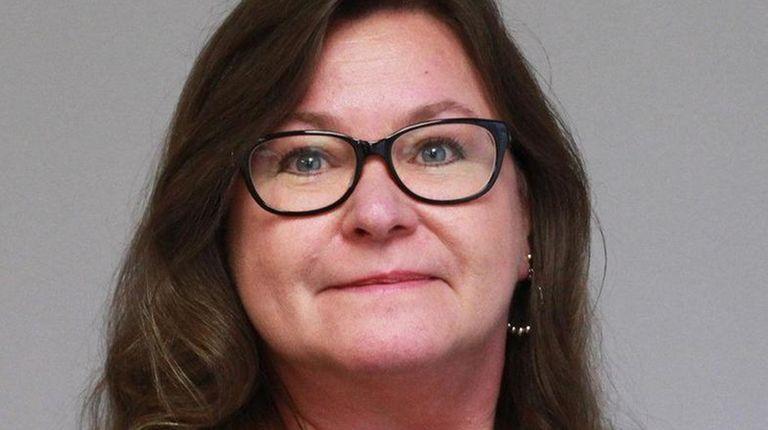Tamara Stillman of Port Jefferson Station, senior surveyor
