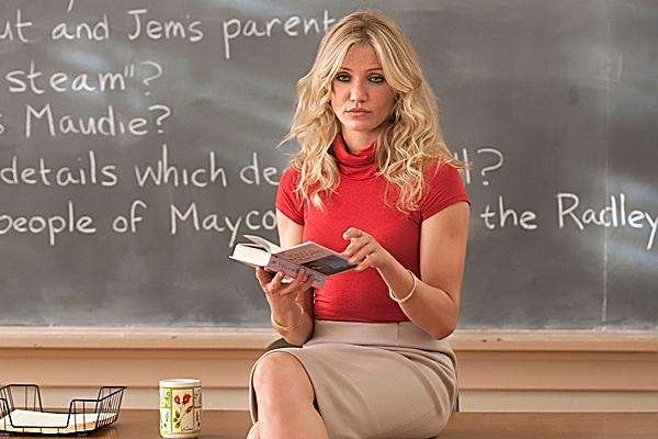 Cameron Diaz in 'Bad Teacher'