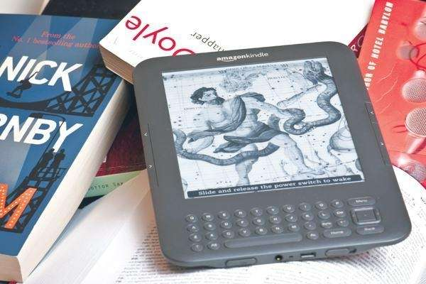 e-reader use is on the rise.