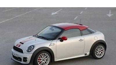 2012 Mini Coupe.