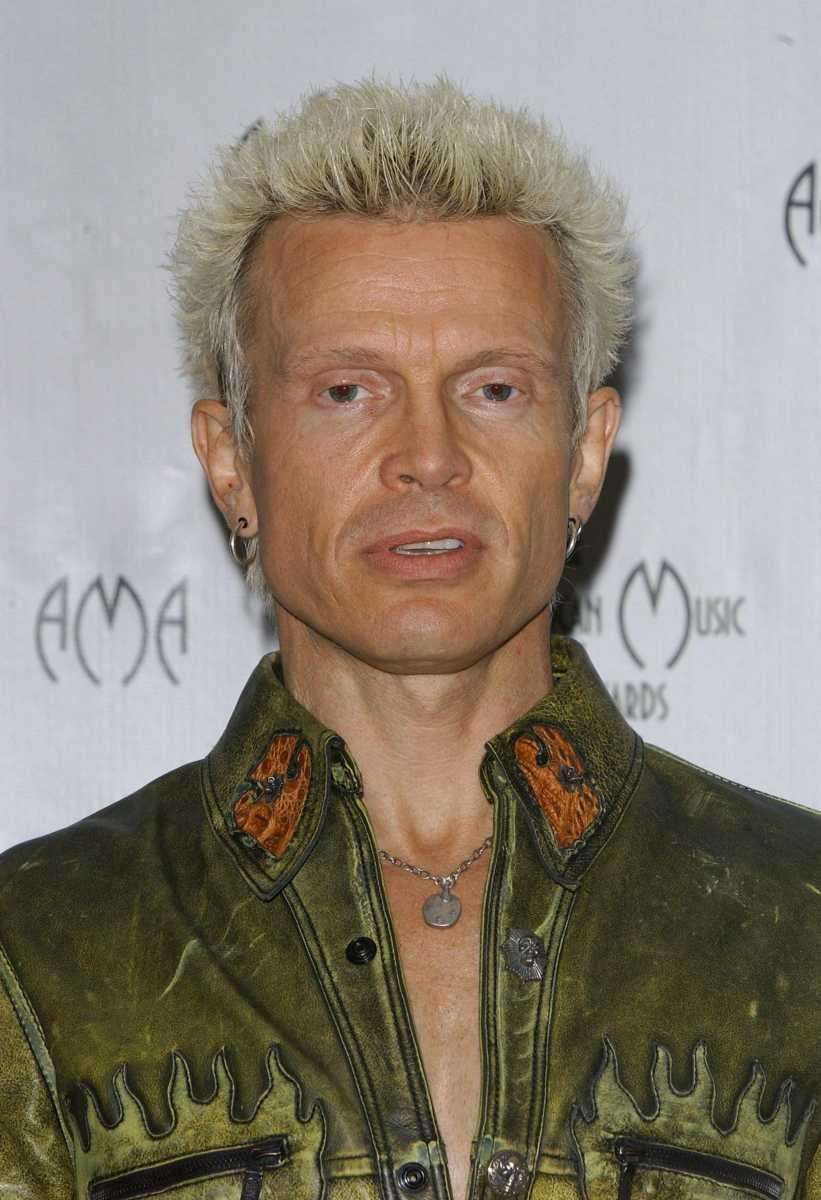 When Punk rocker Billy Idol (William Michael Albert