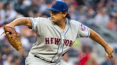 Jason Vargas got only one out and threw