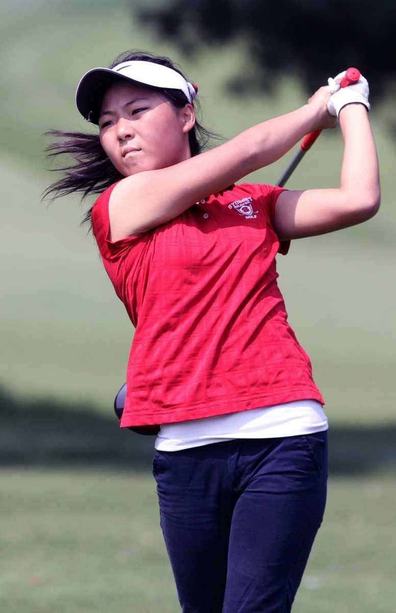 SECOND TEAM Elizabeth Choi, Syosset, eighth-grader (pictured above)
