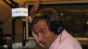 Sports radio talk show host Chris