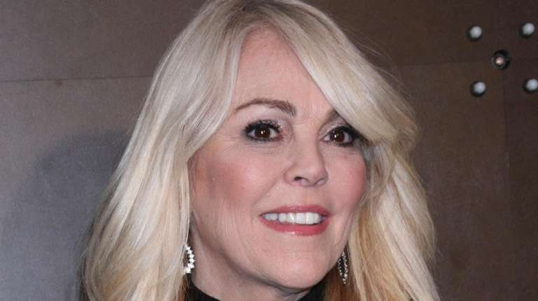 Dina Lohan attends a New Year's Eve event