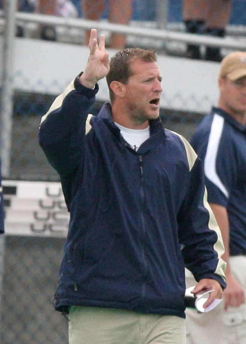 MIKE LUCE Suffolk Coach of the Year Bayport-Blue