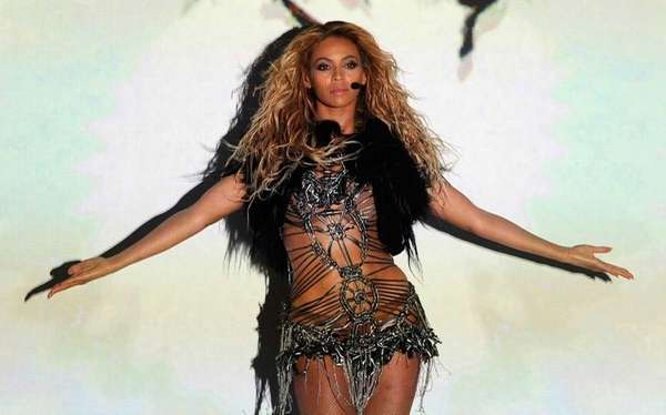 Beyonce will perform a free concert in Central