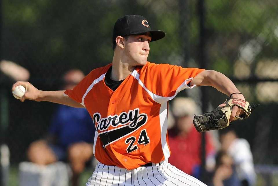 2011 ALL-LONG ISLAND BASEBALL SECOND TEAM Alex Brosnan,