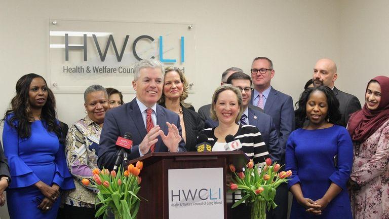 The Health & Welfare Council of Long Island