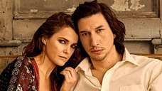 Keri Russell and Adam Driver star in Lanford