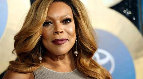Wendy Williams arrives at the 2014 Soul
