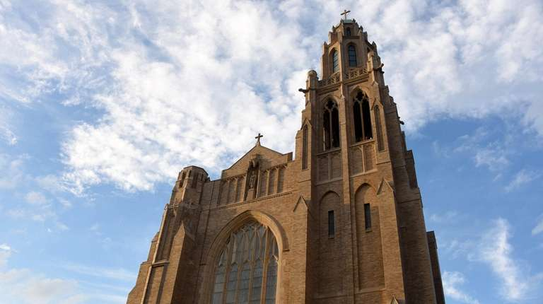 St. Agnes Cathedral is the seat of the