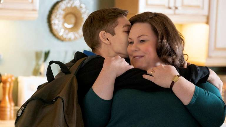 "Marcel Ruiz and Chrissy Metz star in ""Breakthrough."""