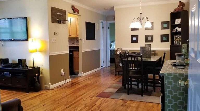 A one-bedroom, one-bath co-op at Fairharbor on the