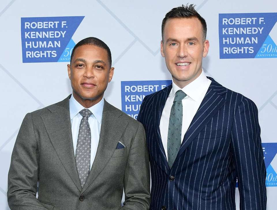 CNN news anchor Don Lemon and real estate