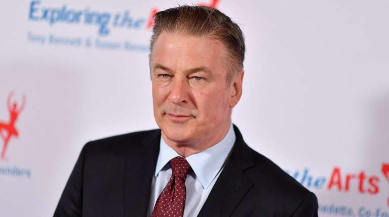 "Alec Baldwin, seen at the ""Exploring the Arts"""