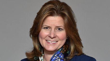 Republican Suffolk County Legislature candidate Linda Kabot, above,