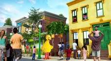Sesame Street® is celebrating 50 years and counting,
