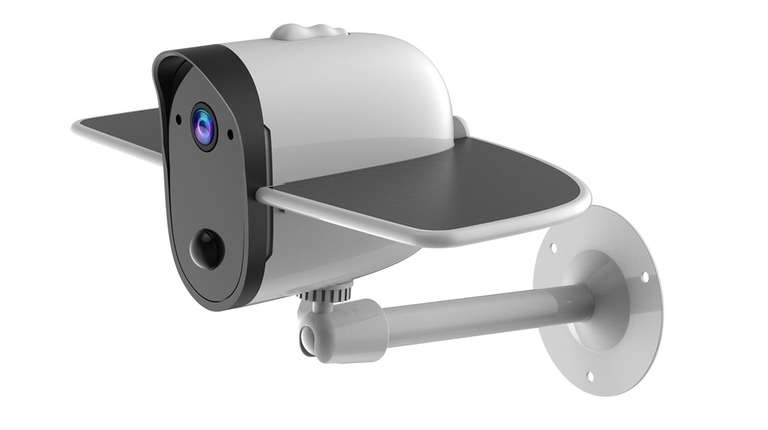 Soliom Bird S60 wireless outdoor camera has an