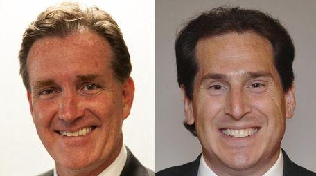 A composite image shows Senate Minority Conference Leader