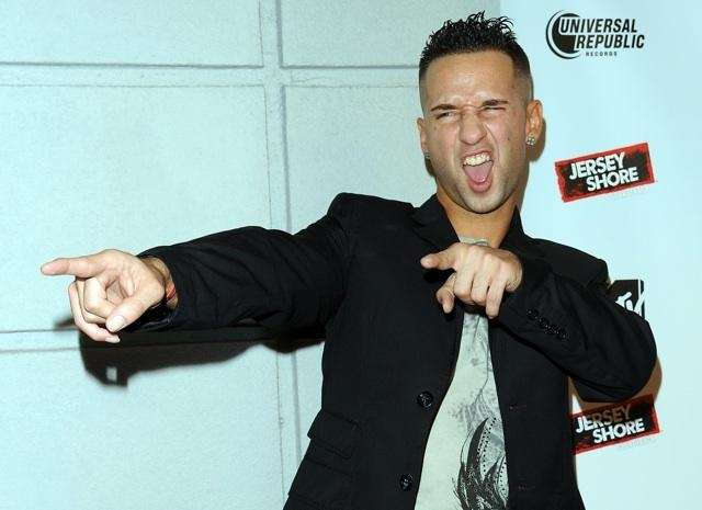 Mike Sorrentino, better known as