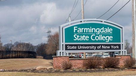 SUNY Farmingdale College on Feb. 18, 2019