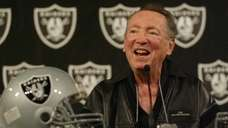 Al Davis was the owner of the NFL's