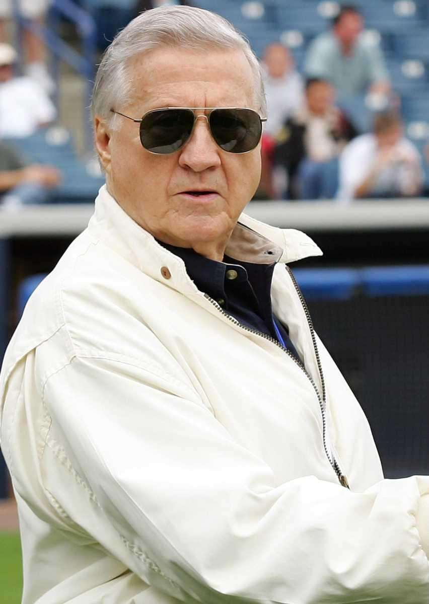 George Steinbrenner was the iconic owner of Major