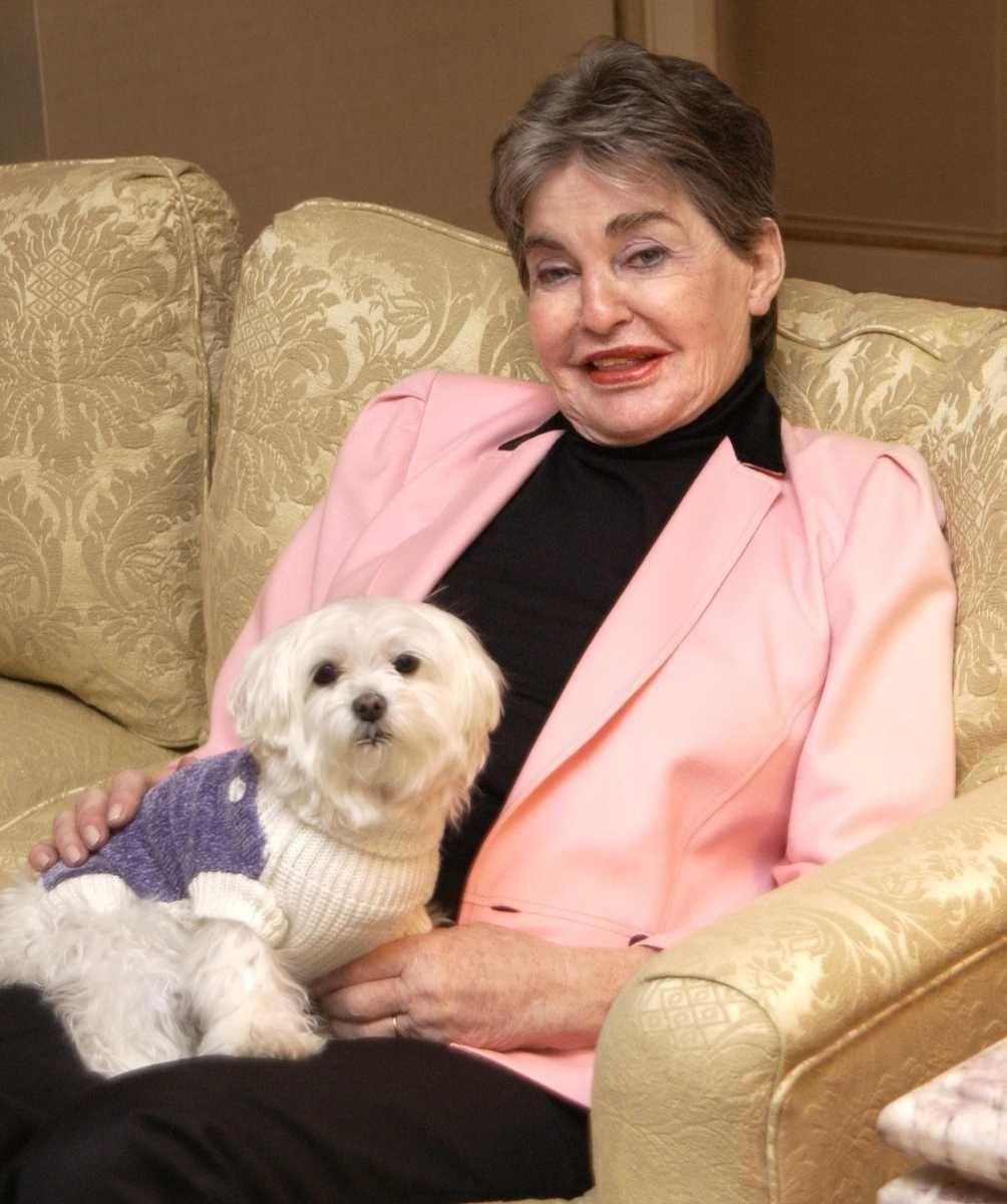 Leona Helmsley was a billionaire New York City