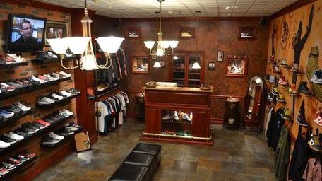 Patchogue's Sneaker Bistro Boutique.