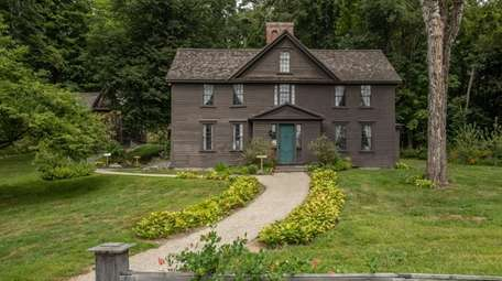 Visit the Orchard House in Concord, Mass., where