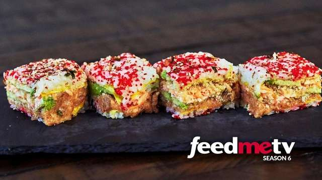 Go beyond the California roll and order with