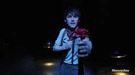 """Hadestown,"" featuring the music of singer-songwriter Anais Mitchell,"