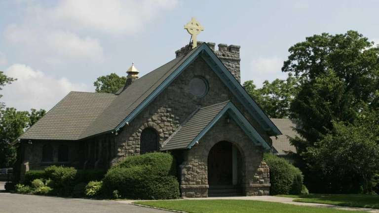 St. Ann's Episcopal Church is said to be