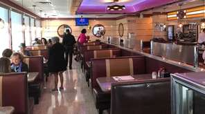 The Majestic Diner in Westbury reopened on April