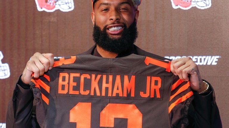 lowest price 5ddc8 89db4 Jets will host OBJ, Browns in Week 2: Giants open in Dallas ...