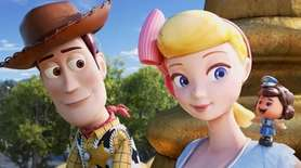 TOY STORY 4 (JUNE 21)  Nearly ten